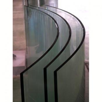 秦润 弯钢化玻璃