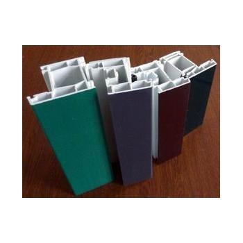材料商城,铝材/塑材/其它型材,塑门窗型材,彩色共挤型材,海螺型材 彩色共挤型材