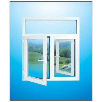 60系列塑钢平开窗