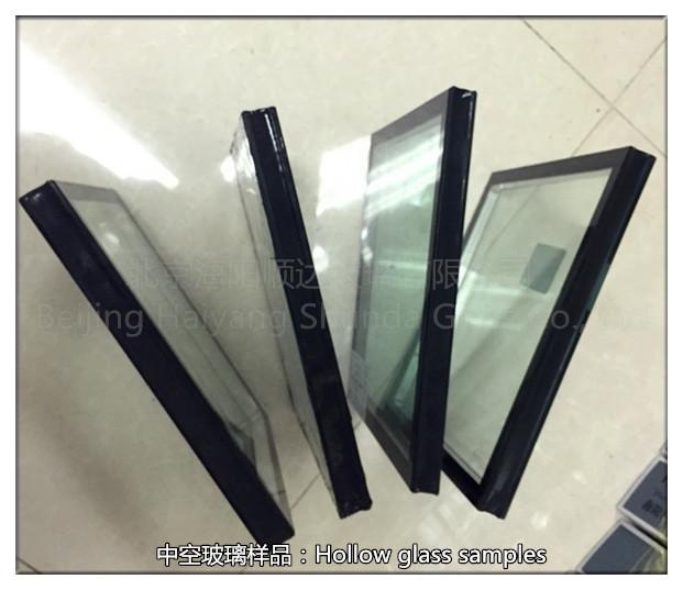 材料商城_玻璃/金属板/其它面材_玻璃_中空玻璃_5白玻钢化+9A结构胶+5白玻钢化     钢化中空玻璃