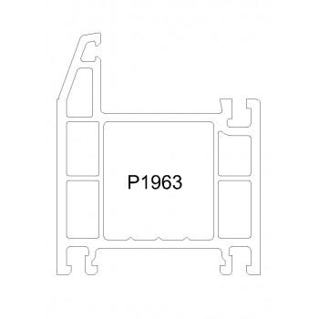 P1963 - 窗框 - 58秀美之星系列